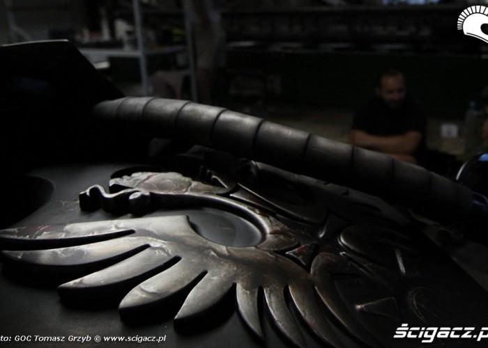 GOC Behemoth Bike Photo and edit by Tomasz Grzyb logo