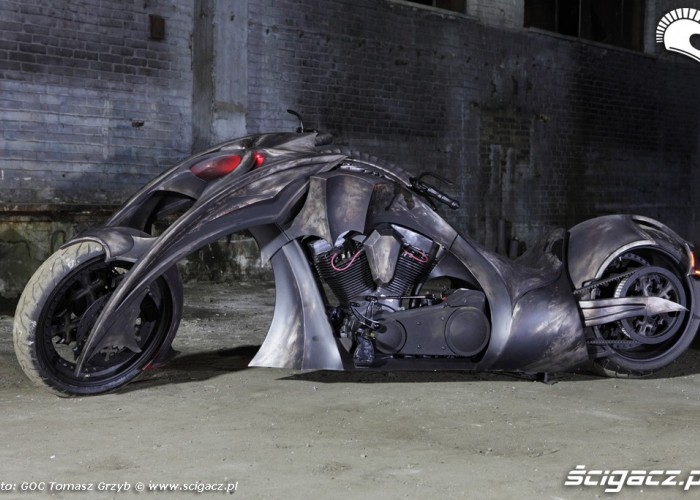 GOC Behemoth Bike motocykl Photo and edit by Tomasz Grzyb