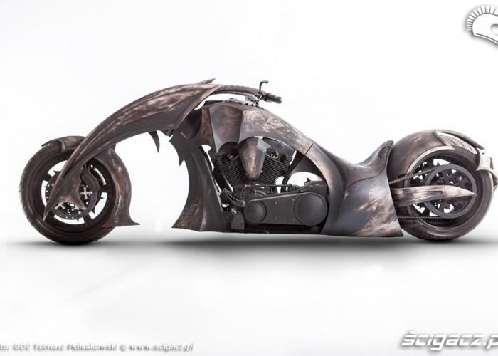 GOC Behemoth Bike studyjnie Photo and edit by Tomasz Pulsakowski