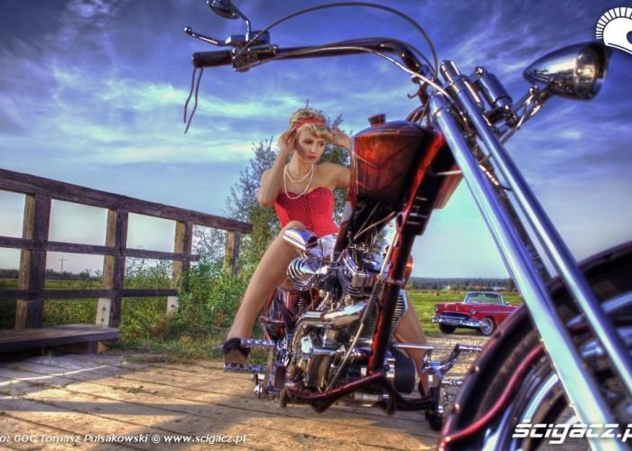 GOC Chopper blondi Photo and edit by Tomasz Pulsakowski