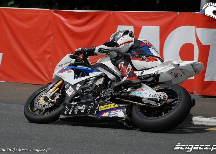 Bruce Anstey Senior TT