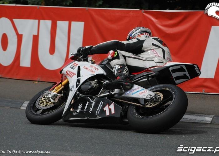Dan Stewart TT
