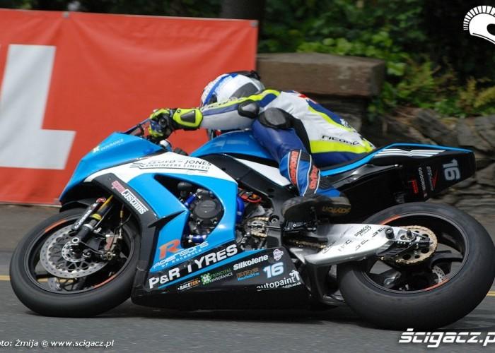 David Johnson TT