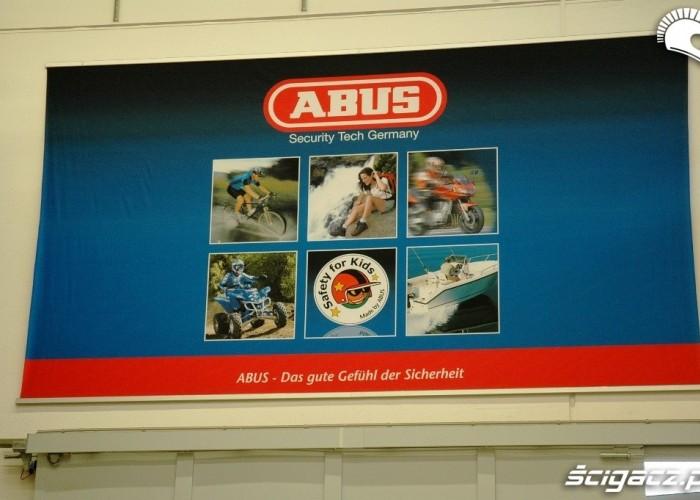 ABUS zabezpiecza rozne dobra ruchome