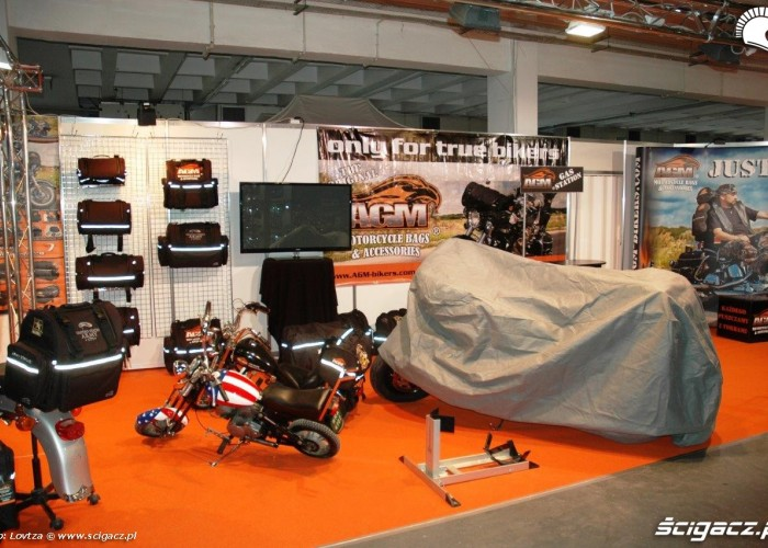 AGM Motor Show Poznan 2015