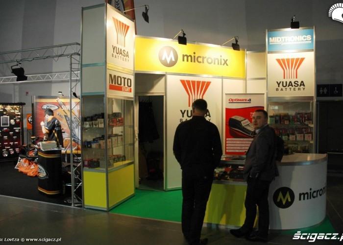 Akumulatory Motor Show Poznan 2015