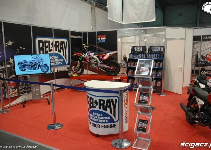 BelRay Motor Show Poznan 2015