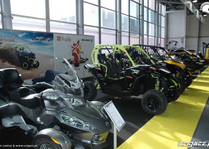 Can Am Motor Show Poznan 2015