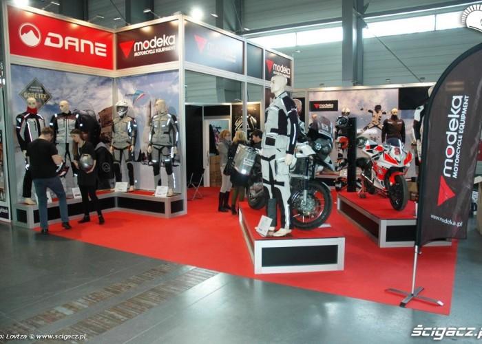Dane Modeka Motor Show Poznan 2015