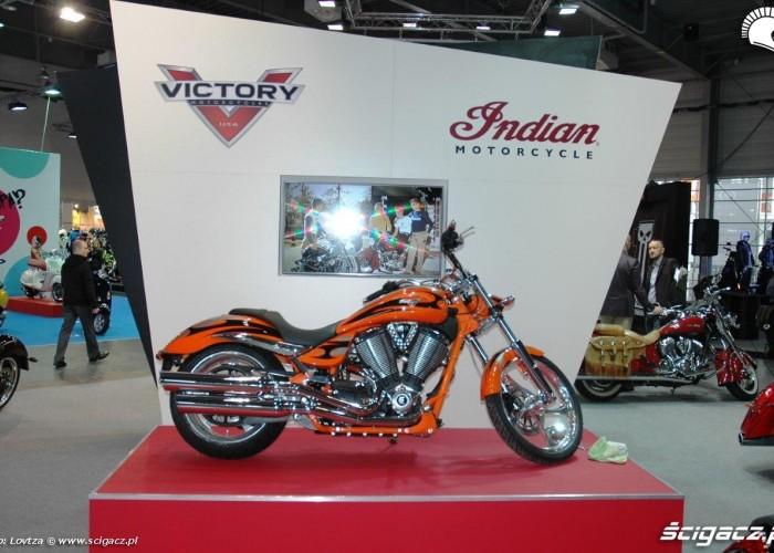 Indian Motor Show Poznan 2015