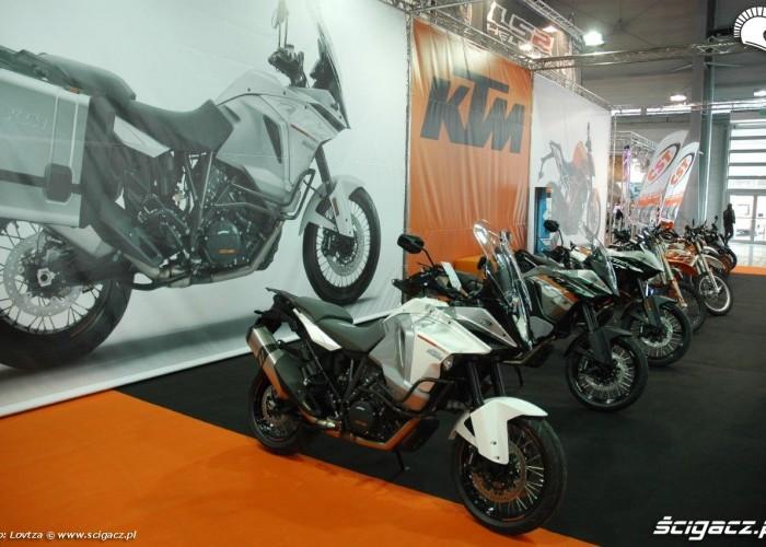KTM Motor Show Poznan 2015