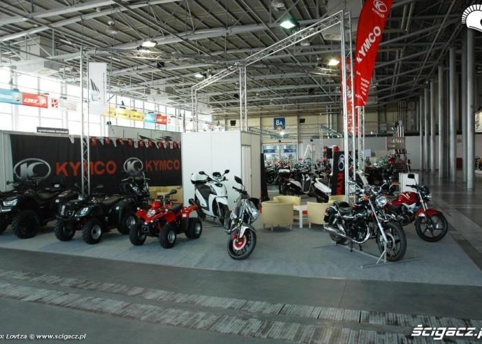 Kymco Motor Show Poznan 2015