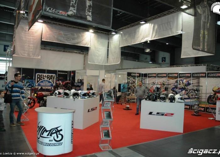 LS2 Motor Show Poznan 2015