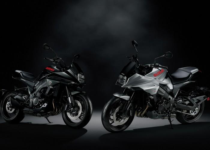 Suzuki Katana black 2019