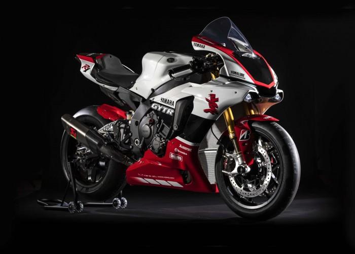 Yamaha YZF R1 GYTR 1