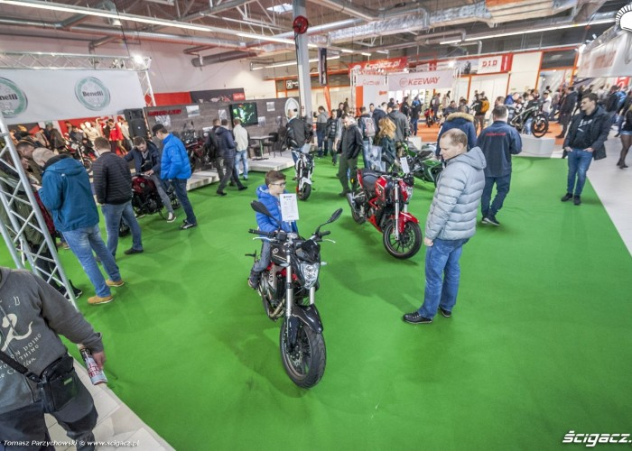Warsaw Motorcycle Show 2018 053
