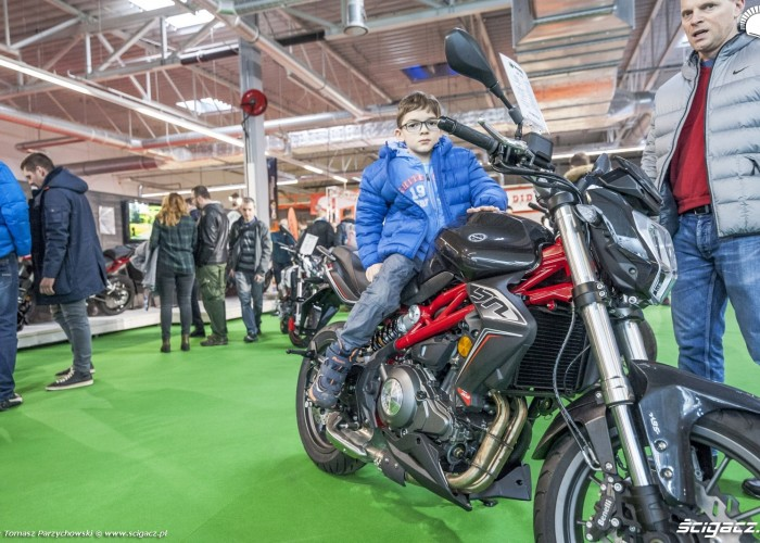 Warsaw Motorcycle Show 2018 054