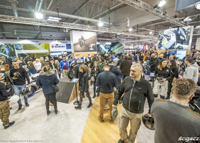 Warsaw Motorcycle Show 2018 058