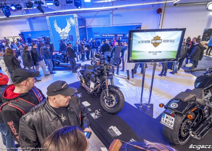 Warsaw Motorcycle Show 2018 062