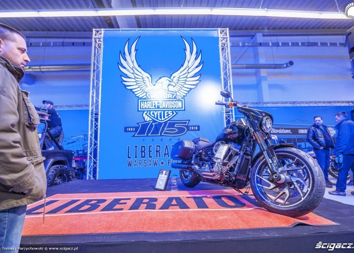 Warsaw Motorcycle Show 2018 063