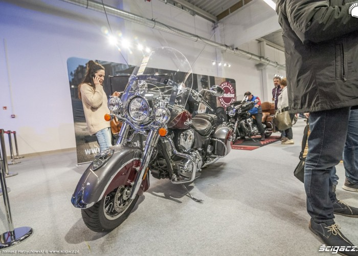 Warsaw Motorcycle Show 2018 067