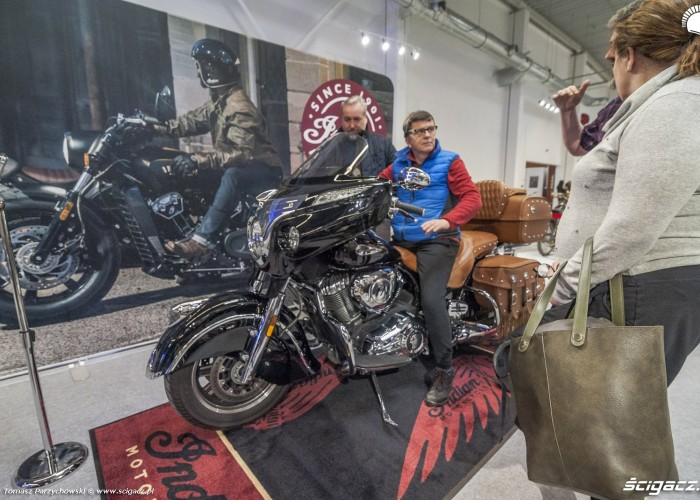 Warsaw Motorcycle Show 2018 068