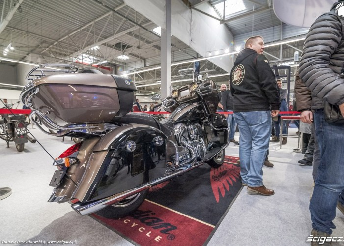 Warsaw Motorcycle Show 2018 069