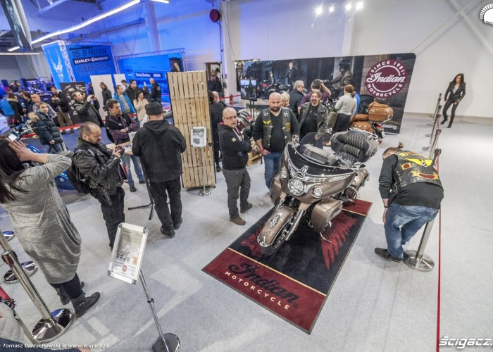 Warsaw Motorcycle Show 2018 071