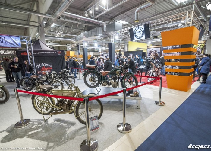 Warsaw Motorcycle Show 2018 076