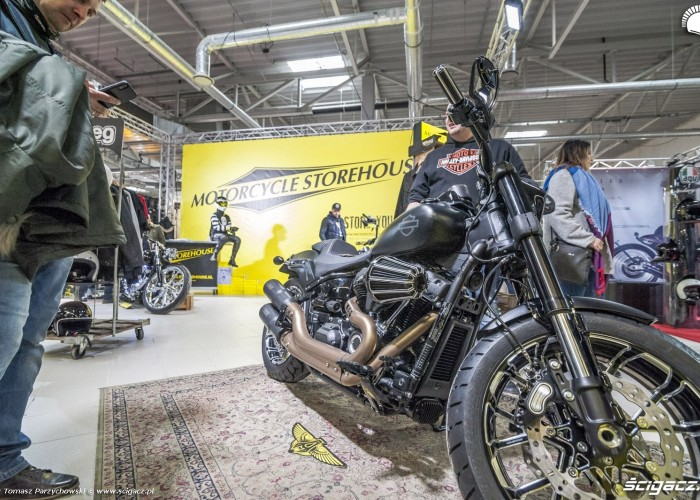 Warsaw Motorcycle Show 2018 078