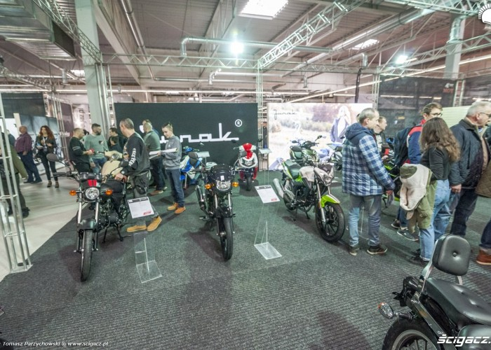 Warsaw Motorcycle Show 2018 086