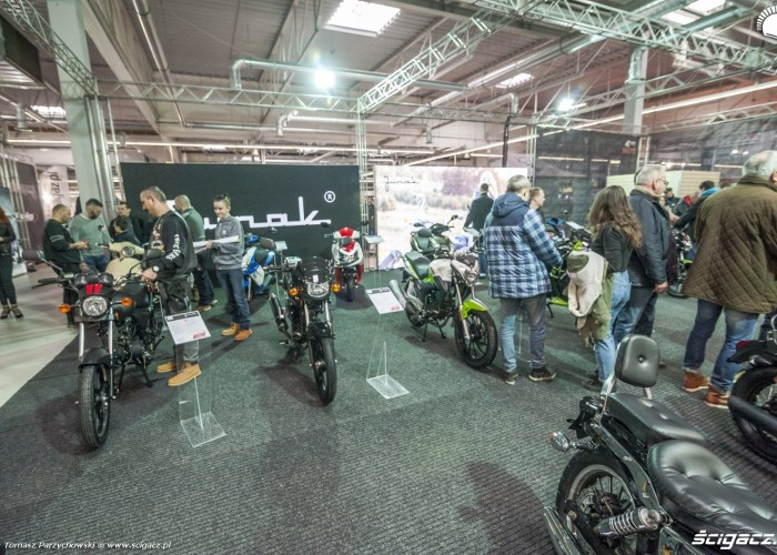 Warsaw Motorcycle Show 2018 087