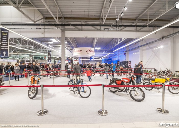 Warsaw Motorcycle Show 2018 089