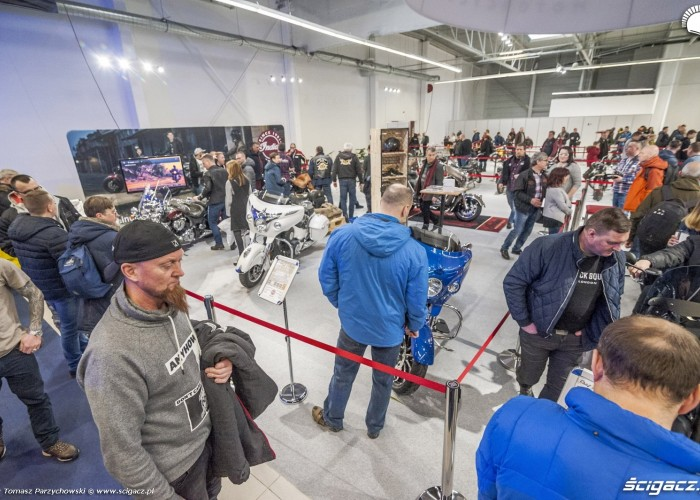 Warsaw Motorcycle Show 2018 098