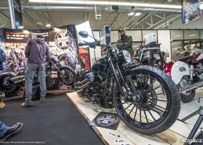 Warsaw Motorcycle Show 2018 107