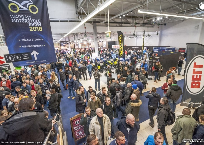 Warsaw Motorcycle Show 2018 116