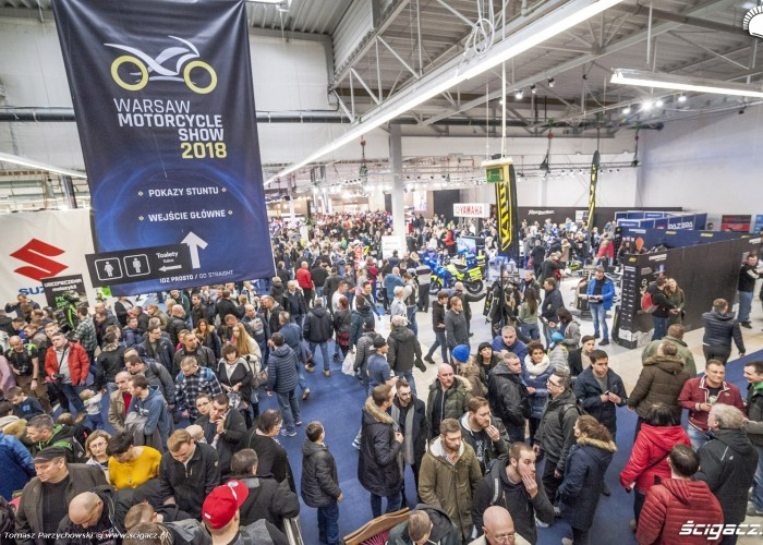 Warsaw Motorcycle Show 2018 118