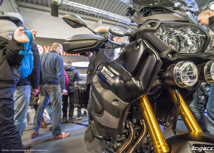 Warsaw Motorcycle Show 2018 120