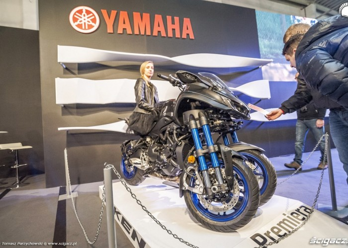 Warsaw Motorcycle Show 2018 121