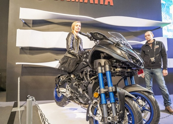 Warsaw Motorcycle Show 2018 122