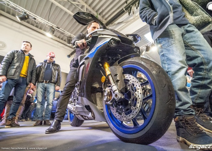 Warsaw Motorcycle Show 2018 123