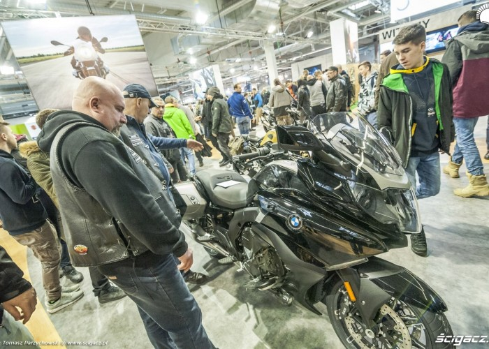 Warsaw Motorcycle Show 2018 126