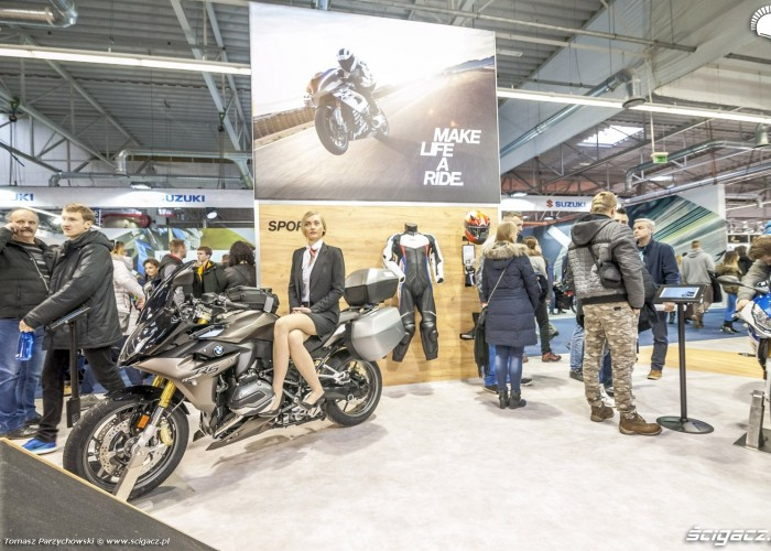 Warsaw Motorcycle Show 2018 131