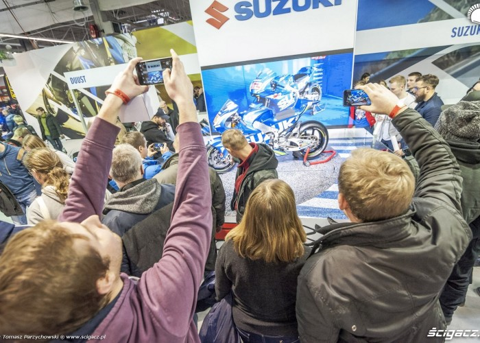 Warsaw Motorcycle Show 2018 134