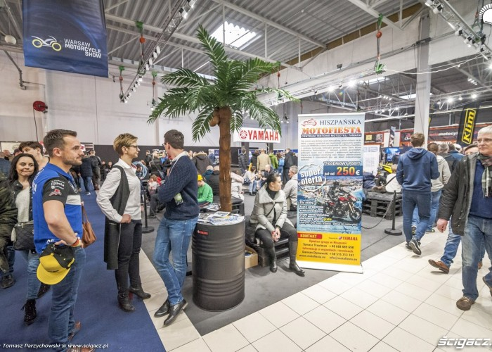 Warsaw Motorcycle Show 2018 135