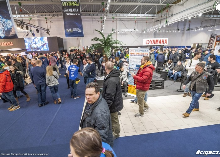 Warsaw Motorcycle Show 2018 136