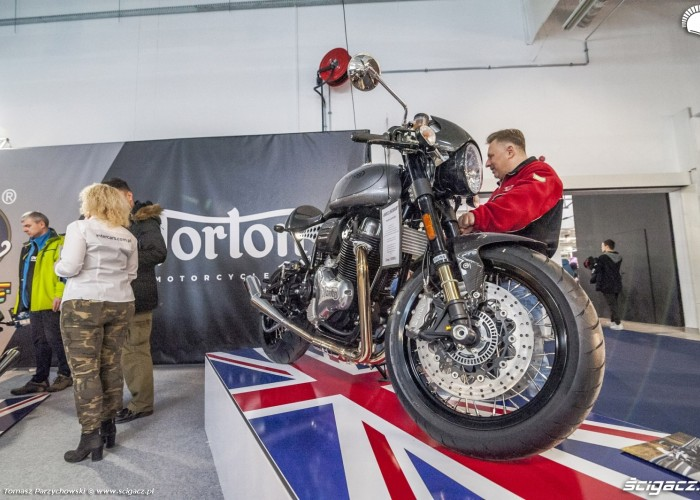 Warsaw Motorcycle Show 2018 141