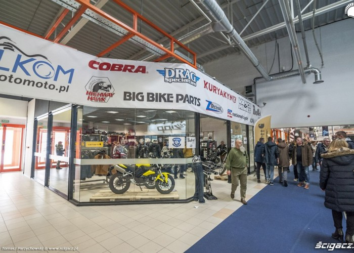 Warsaw Motorcycle Show 2018 151
