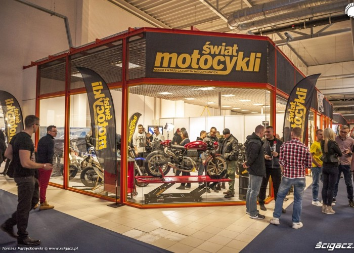 Warsaw Motorcycle Show 2018 274