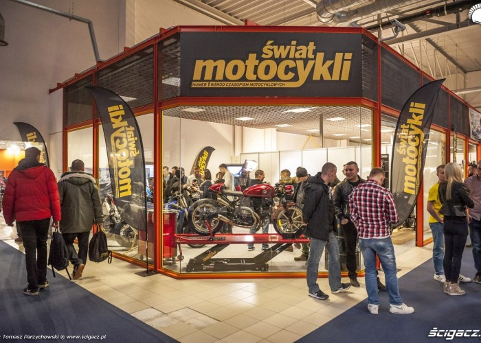 Warsaw Motorcycle Show 2018 275